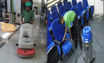 Industrial Housekeeping service providers in Gujarat
